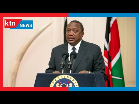 President Uhuru completes a 3-day UK tour where he co-hosted an education summit
