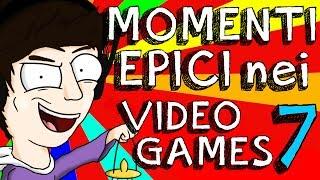 MOMENTI EPICI NEI VIDEOGAMES! #7 - [SPECIALE 750.000 ISCRITTI!]