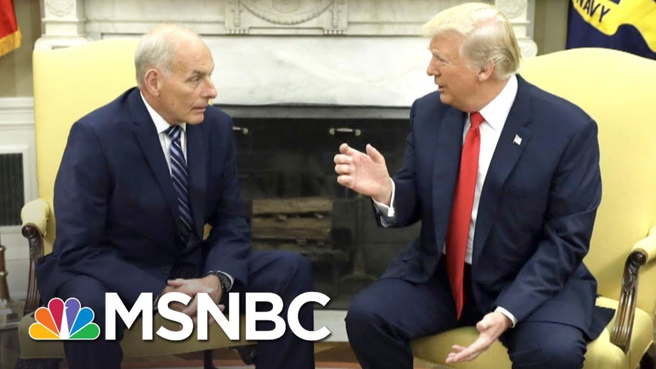 The Perils Of Donald Trump's Reliance On Generals   The Last Word   MSNBC thumbnail