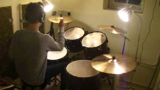 Machine Gun - Chase & Status (Drum Cover)