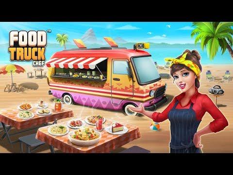 Видео Food Truck Chef™: Повар на колесах