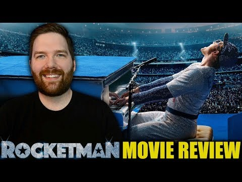 Rocketman - Movie Review