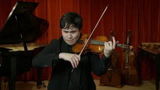 4/4 Jay Haide Balestrieri Model Violin