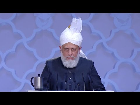 Peace Symposium 2015: Address by His Holiness Mirza Masroor Ahmad