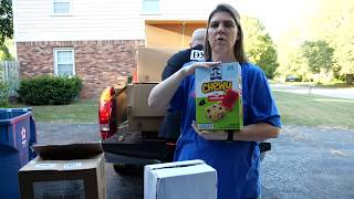 Massive Food Pallet Unboxing - $4000+ Of Food For Pennies On The Dollar + Food For Days!!! Part 1