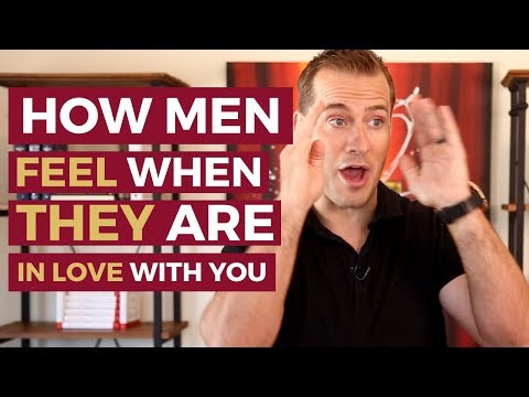 How Men Feel When They Are In Love With You | Relationship Advice For Women by Mat Boggs