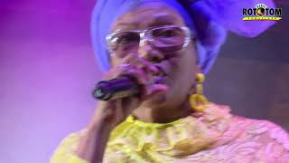 MARCIA GRIFFITHS live @ Main Stage 2019