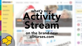View the video What's New Activity Stream