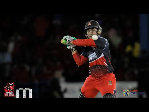 Kamran Akmal scores 20 in one over | #CPL15