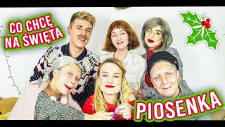 """NOWA PIOSENKA 🎄 """"CO CHCE NA ŚWIĘTA"""" [PARODIA] LIL NAS X -OLD TOWN ROAD"""