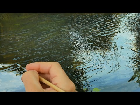 painting water tutorial