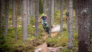 Redneck opening video in Trysil Bike Arena
