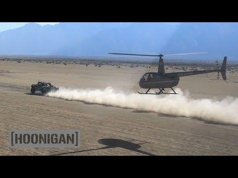 [HOONIGAN] DTT 178: Larry Chen Shoots the Baja 1000 #skyninja
