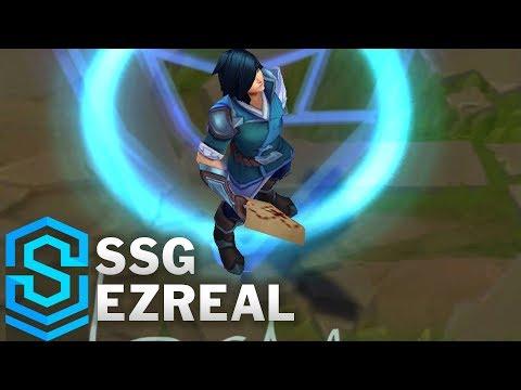 SSG Ezreal