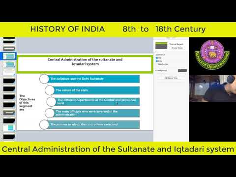 HISTORY OF INDIA 8TH CENTURY TO 18TH CENTURY By - MANISH KARMWAR