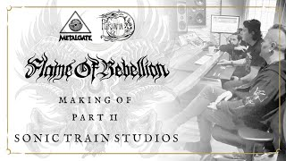 """Video PURNAMA - making of """"Flame of Rebellion"""" [part 2 - SONIC TRAIN S"""