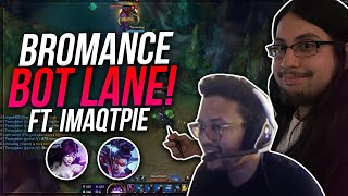 Gambar cover Aphromoo - THE BROMANCE IS BACK | Morgana Support | Ft. Imaqtpie