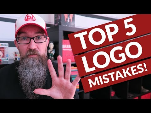 Top 5 Common Logo Mistakes in Brand Identity Design