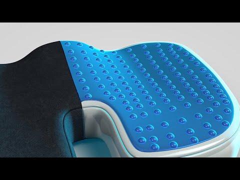 Pictima Produktvideo   Das orthopädische Sitzkissen von Bonstato