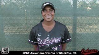 Alexandra Preston