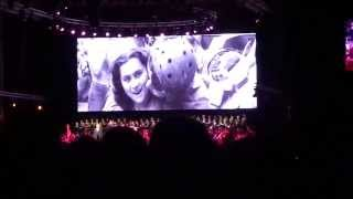 Andrea Bocelli – 'O surdato 'nnammurato - Live in Sofia, Bulgaria, 31.08.2014