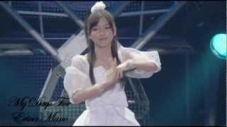 ManoErina/真野恵里菜『MyDaysForYou』Hello!Project2011Summer~YeahYeahLive~