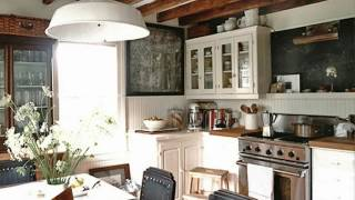Rustic Industrial Farmhouse Kitchen Ideas