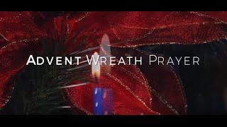 Advent Wreath Prayer HD