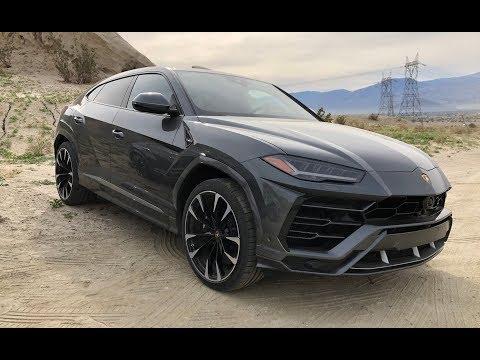 2019 Lamborghini Urus – (Track) One Take