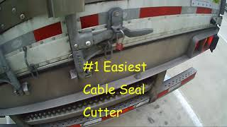 #1 Best Cable Seal Cutter