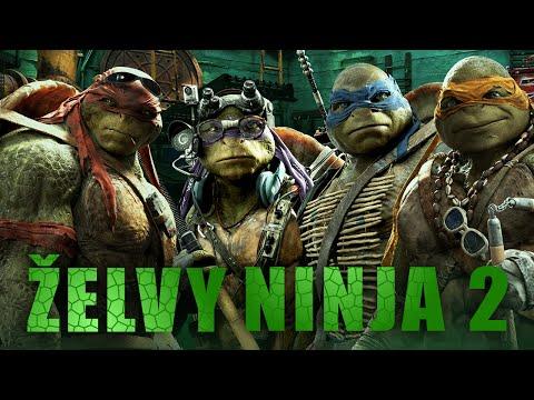 POKEC O FILMU #07 | Želvy ninja 2 | Pedro a House