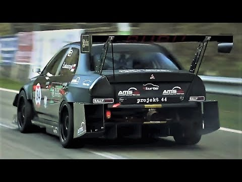 700Hp/1130Kg Lancer Evolution V Monster || On The Limit - HillClimb Masters 2018