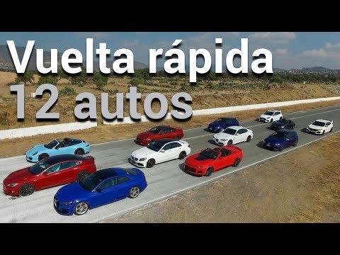 911 Targa VS M4 VS ZL1 y más pelean en una vuelta rápida