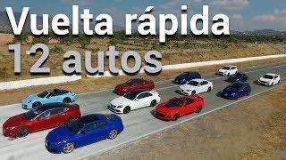 911 Targa VS M4 VS ZL1 y más pelean en una vuelta rápida | Autocosmos