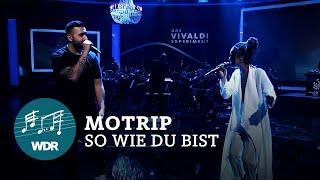 "Vivaldi Experiment 2016: ""So Wie Du Bist""   MoTrip Feat. WDR Funkhausorchester | WDR"