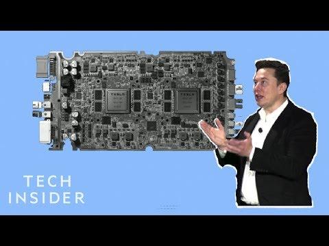 Japanische Forschende: Tesla ist weit voraus