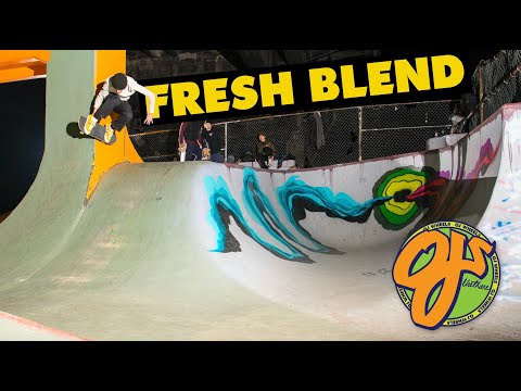 OJ Team Blend: Winkowski, Kimbel, Boserio, Townley, and more... | OJ Wheels