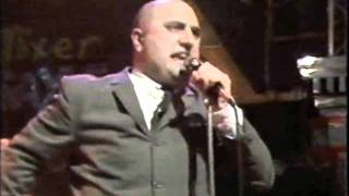 Alexei Sayle Singing Dr Martens Boots On The Tube