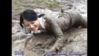 Suit And Uniform With Mud!