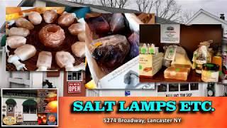 """DISC 163 - """"Salt Lamps Etc."""", Lancaster, NY"""