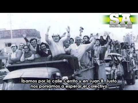 """""""Somos Aldosivi, el documental del hincha"""" Barra: La Pesada del Puerto • Club: Aldosivi"""
