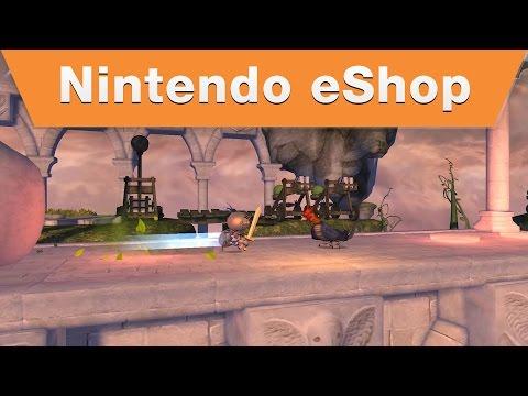Nintendo eShop - Wind-up Knight 2 Launch Trailer thumbnail