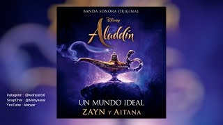 ZAYN, Aitana   Un Mundo Ideal (Audio)