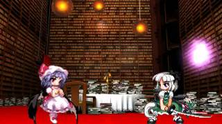 Clip of Touhou 10.5 - Scarlet Weather Rhapsody
