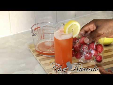 Video Radish drink with ginger lemon & honey sweet one !!