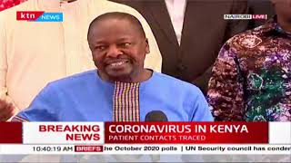 CoronaVirus in Kenya: Patient contact traced; she came from Europe
