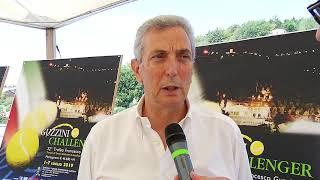 Antonio Bravi – Conferenza Stampa Guzzini Challenger 2019