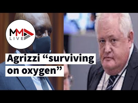 Agrizzi bail conditions extended & amended as he's 'reliant on oxygen'