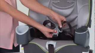 How to Replace Graco Toddler Car Seat Buckle
