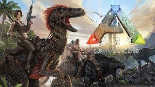 Ark Survival Official NO TAME LET'S GO TROLLS [Ps4Pro]